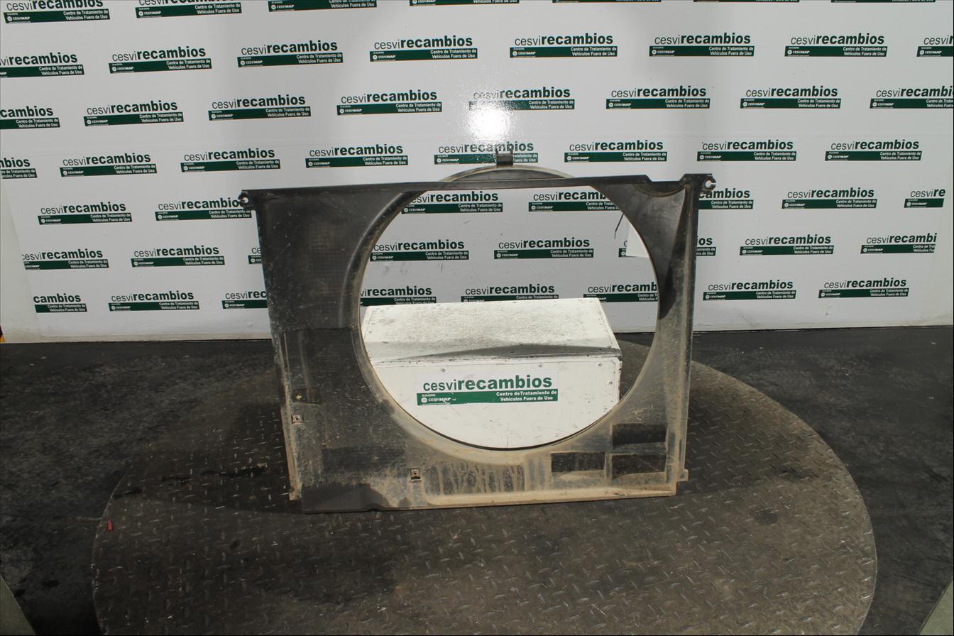 Canalizador radiador