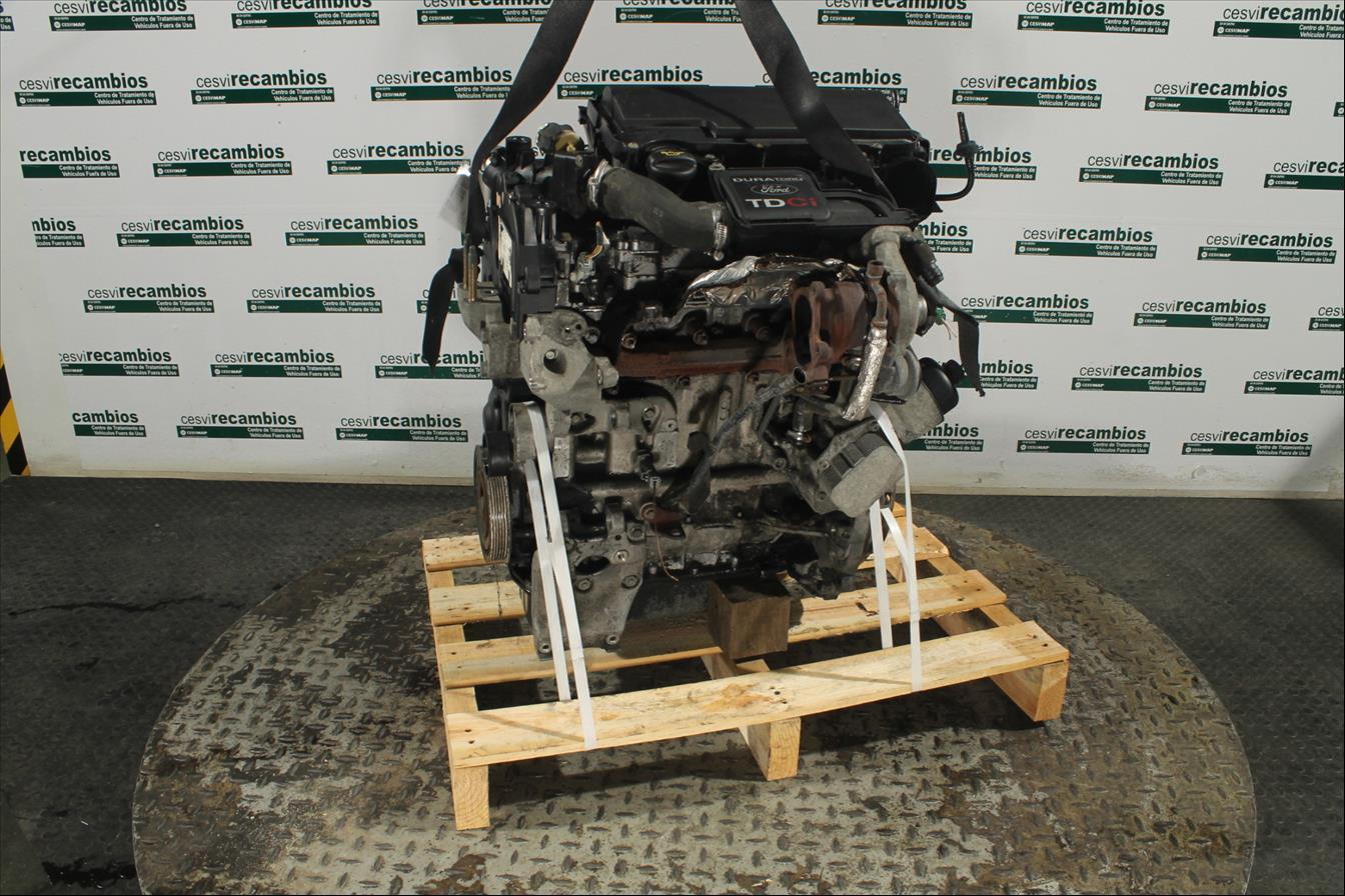 Austauschmotor Ford Fusion Ju2 Diesel Cs32659md Eur 1