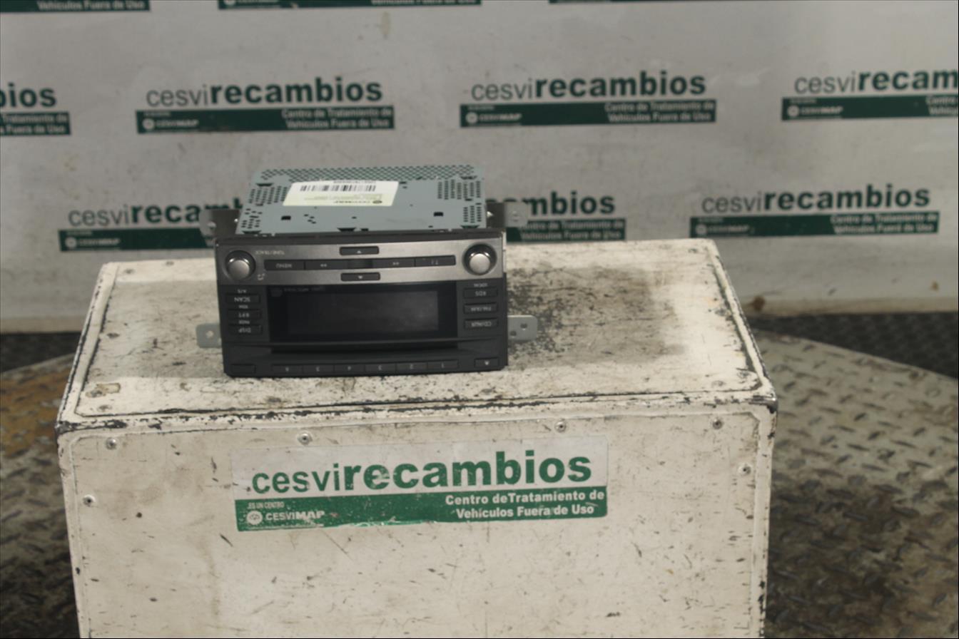 Autorradio CD