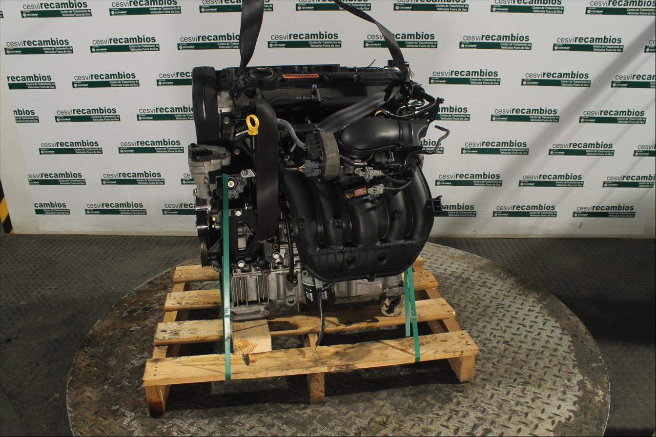 CS38106MB Motor ohne Anbauteile Peugeot 206 Schrägheck Benzin ...