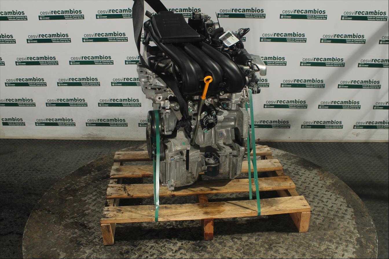 CS39516MB Motor ohne Anbauteile Nissan Micra K12 Benzin NISSAN Micra ...
