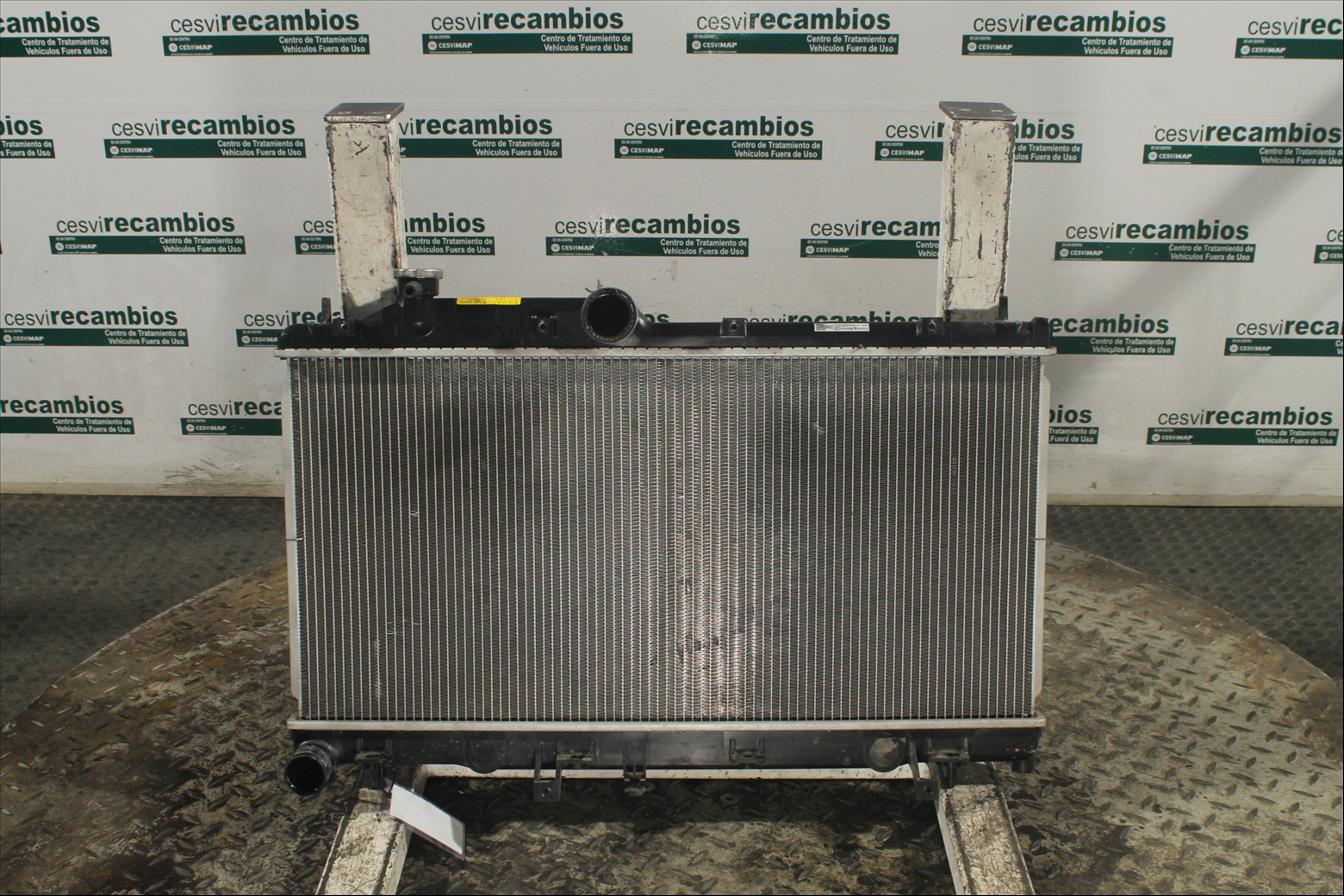 Radiador motor